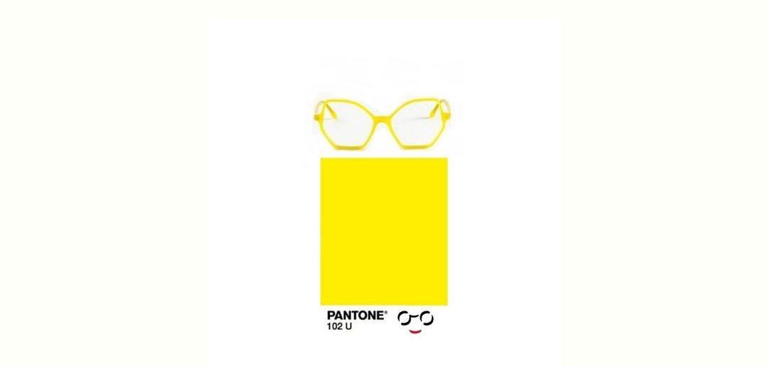 Pregi e difetti di un occhiale giallo