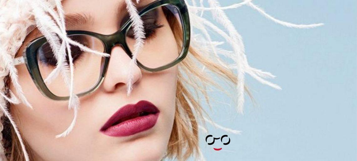 Come scegliere gli occhiali in base al naso?